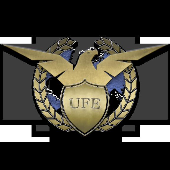 Datei:Organisation UFE - United Fleet of Earth Logo.png