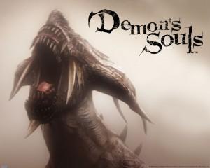 Bossmonster aus dem Spiel Demon's Souls