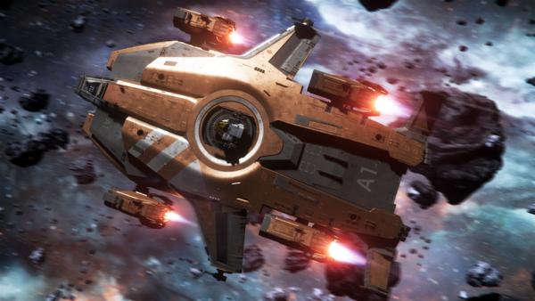 Bild des Raumschiffs Valkyrie Liberator Edition