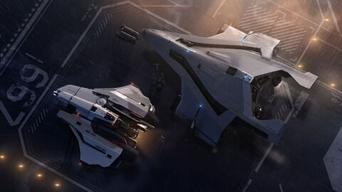 CRSD Mercury Star Runner gelandet auf Plattform.jpg