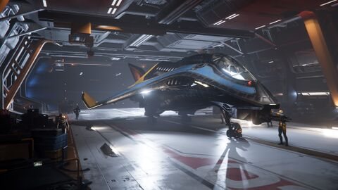 AEGS Avenger Titan Renegade gelandet in Schiff.jpg