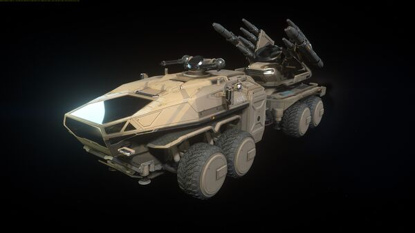Bild des Fahrzeugs Anvil Ballista Dunestalker