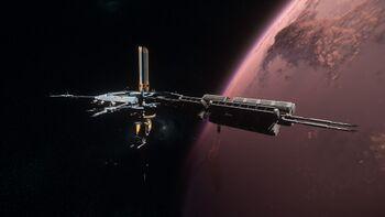 Everus Harbor Raumstation