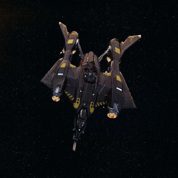 Bild des Raumschiffs Vanguard Sentinel