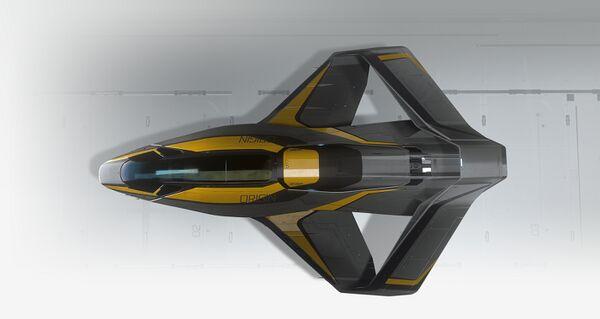 Bild des Raumschiffs 315p