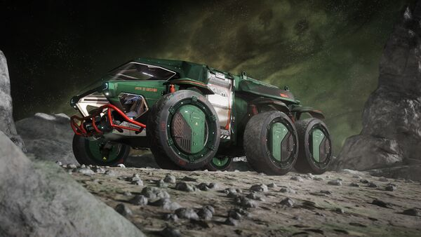 Bild des Fahrzeugs Ursa Rover Fortuna
