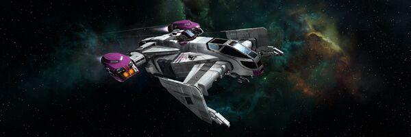 Bild des Raumschiffs Cutlass Black Best in Show Edition
