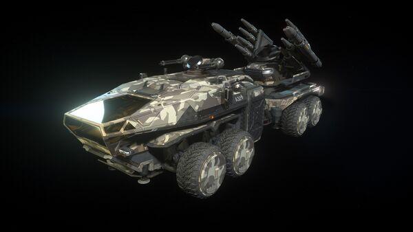 Bild des Fahrzeugs Anvil Ballista Snowblind