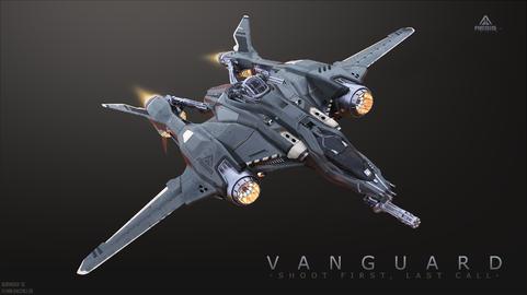 AEGS Vanguard Warden Frontansicht rechts Vogelperspektive.png