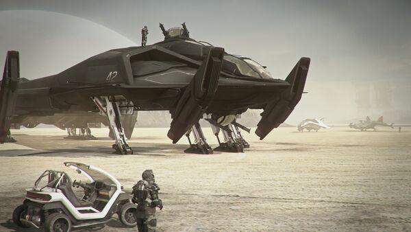 Bild des Raumschiffs Retaliator Bomber