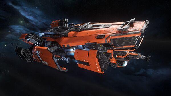Bild des Raumschiffs Mole