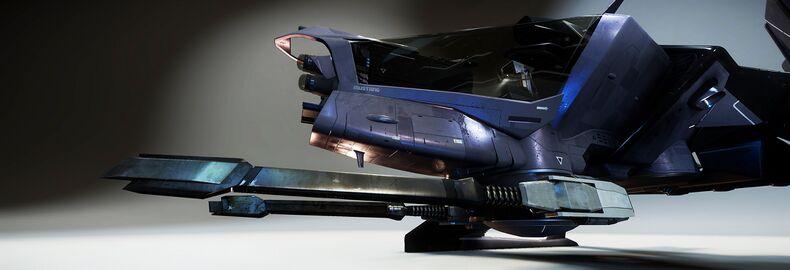 CNOU Mustang Alpha Vorderbewaffnung.jpg
