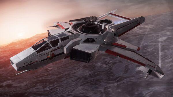 Bild des Raumschiffs F7C-M Super Hornet Heartseeker