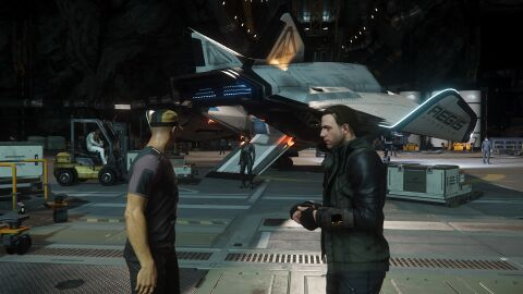 AEGS Avenger Titan während Beladung.jpg