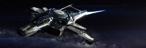 Bild des Raumschiffs F7C-R Hornet Tracker