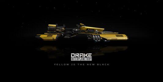 DRAK Dragonfly Yellowjacket Seitenansicht rechts Poster.jpg