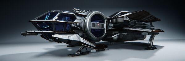 Bild des Raumschiffs Aurora CL