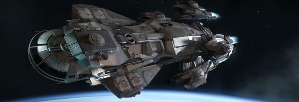 Bild des Raumschiffs Constellation Aquila