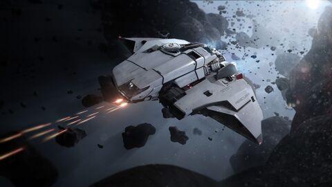 CRSD Mercury Star Runner im Flug.jpg
