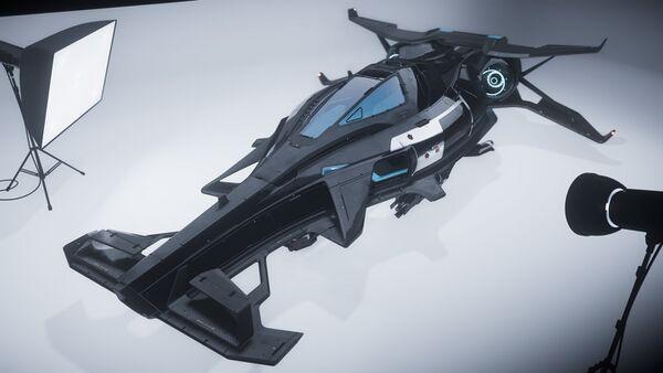 Bild des Raumschiffs Razor EX