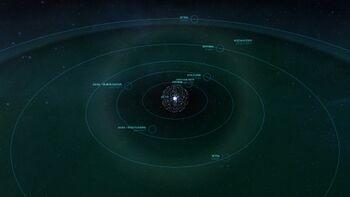 Bild des Ail'ka Sternensystem