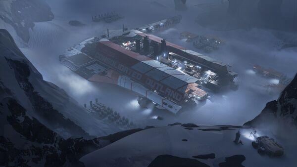 Bild des Raumschiffs Pioneer