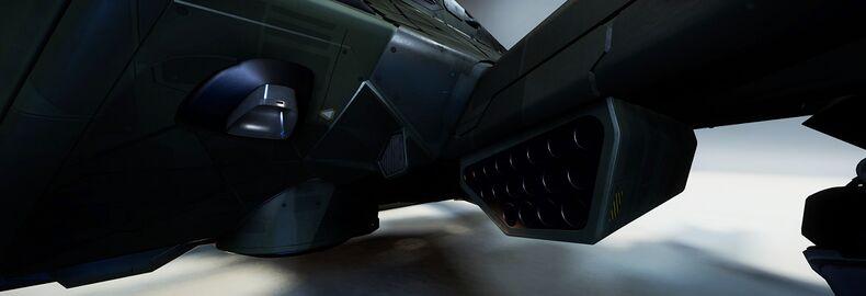 CNOU Mustang Delta Raketenlafette.jpg
