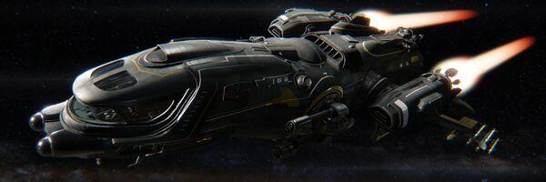 Bild des Raumschiffs Freelancer MIS