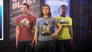 Übersicht drei verschiedener Subscriber T-Shirts
