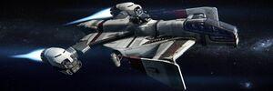 DRAK Cutlass Black im Flug.jpg